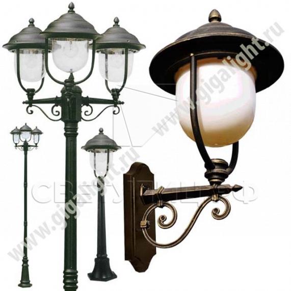 Садово-парковые светильники 1014 в Актобе 0