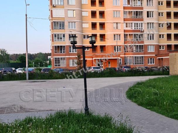 Садово-парковые светильники 1032 3