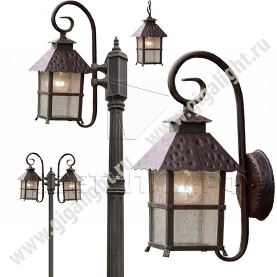 Садово-парковые светильники 1062 0