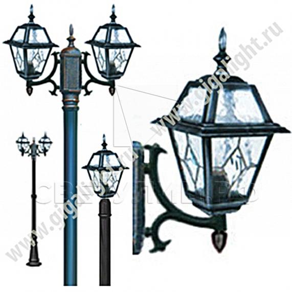 Садово-парковые светильники 1027 0