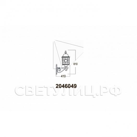 Садово-парковые светильники 1022, 2046 21