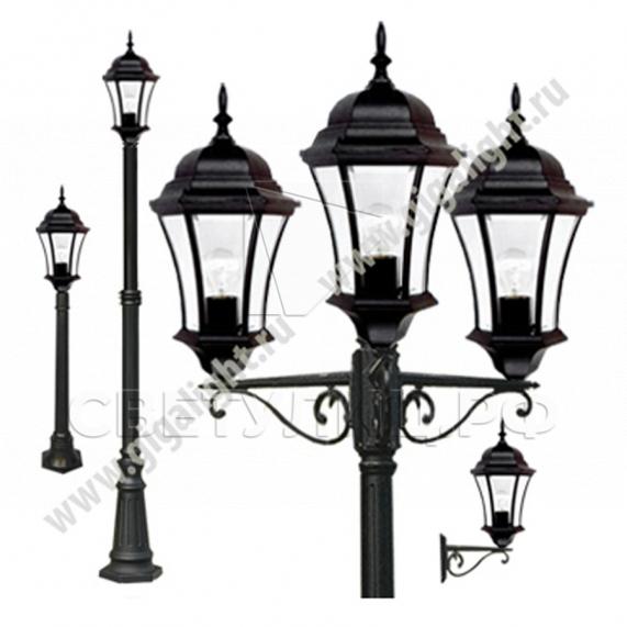 Садово-парковые светильники 1028, 2047 0