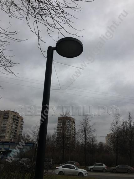 Садово-парковые светильники 3438, 3437, 3426, 4459 9