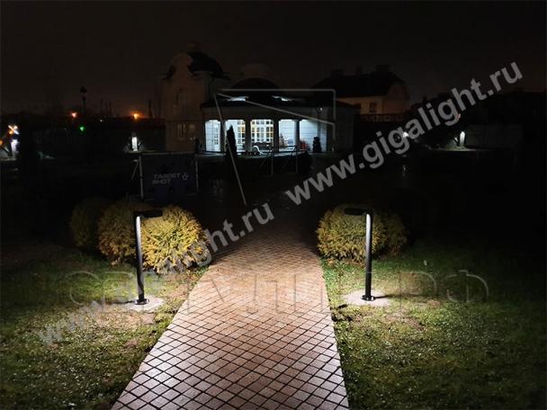 Садово-парковые светильники 3438, 3437, 3426, 4459 12