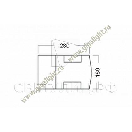Садово-парковые светильники LX8001-29 1