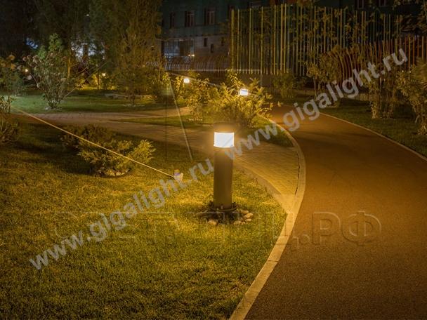 Садово-парковые светильники 4858 2