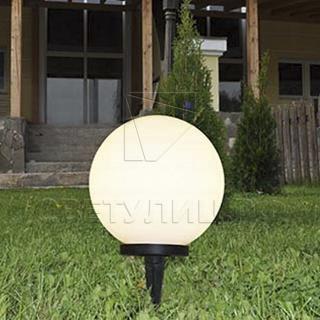 Ландшафтный светильник Глобус 0