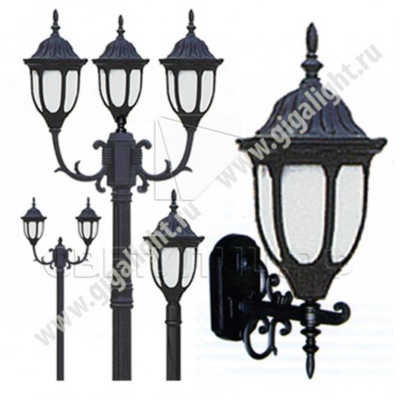 Садово-парковые светильники 1030 в Актобе 0