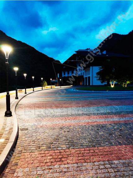 Садово-парковые светильники 3519, 3518, 3517, 4520 в Актобе 11