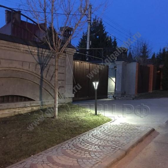 Садово-парковые светильники 4520 1