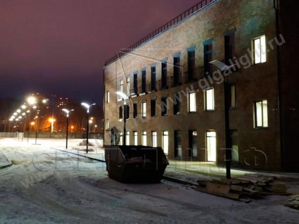Уличные фонари 3145 в Актобе 3
