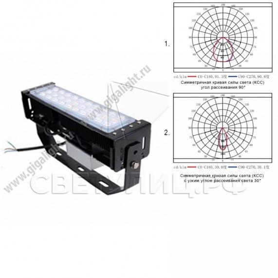 Прожектор светодиодный 60 Вт - 5835 0