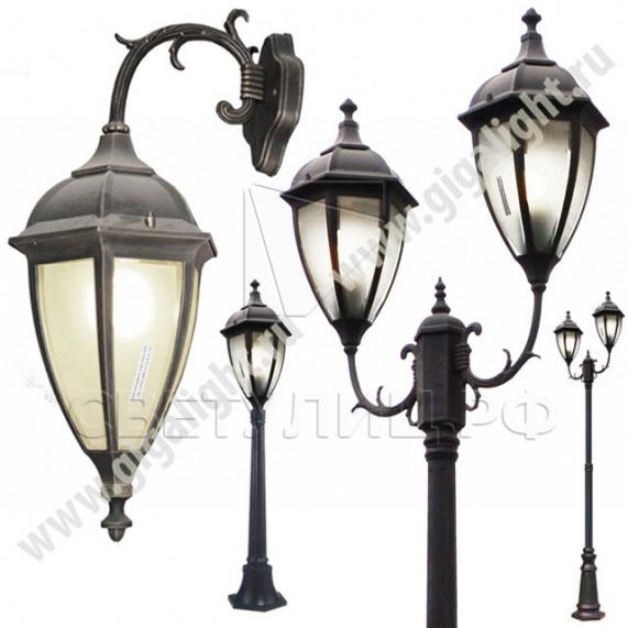 Садово-парковые светильники 1031 0