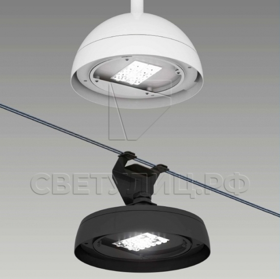 Светильник уличный светодиодный подвесной ЛИГА П в Актобе 0