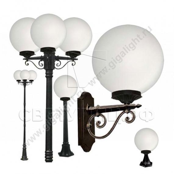 Садово-парковые светильники 1155, 1017, 2043, 2106 0