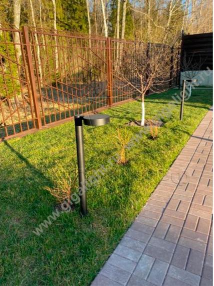 Садово-парковые светильники 3438, 3437, 3426, 4459 19