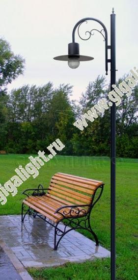 Садово-парковые светильники 2540 1