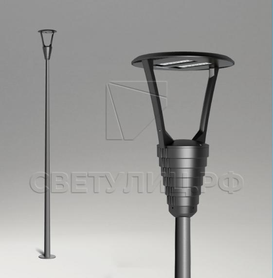 Светильник уличный светодиодный Гарда в Актобе 0