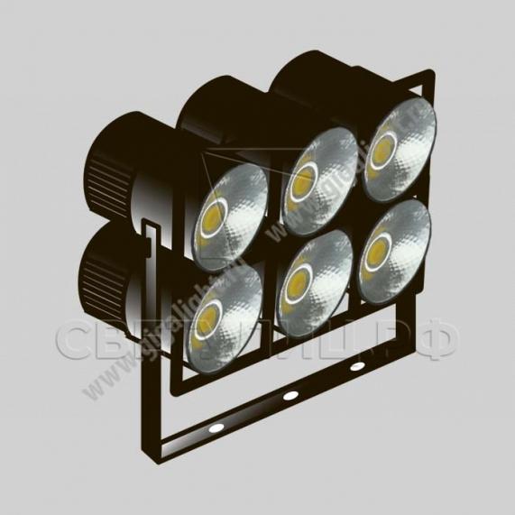 Модульный светодиодный прожектор 180 Вт - 5628 в Актобе 0