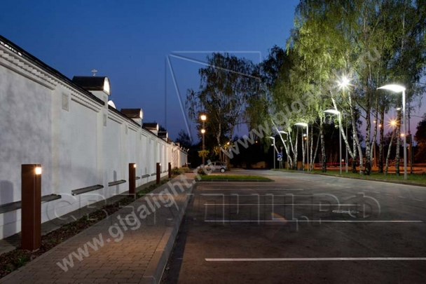 Садово-парковые светильники 3178 7