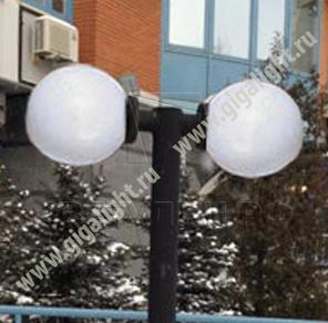 Садово-парковые светильники Стрит 66 (d=250) 0