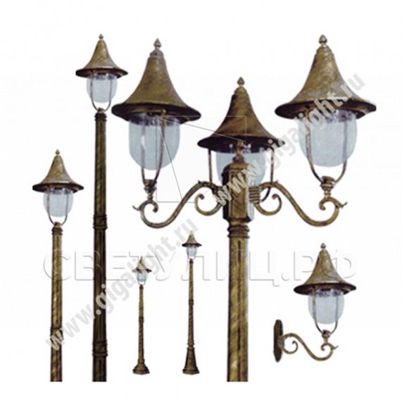 Садово-парковые светильники 1011 0
