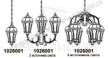 Садово-парковые светильники 1026, 2064 в Актобе 23
