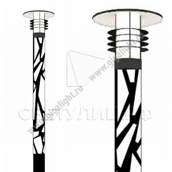 Садово-парковые светильники 3827 0