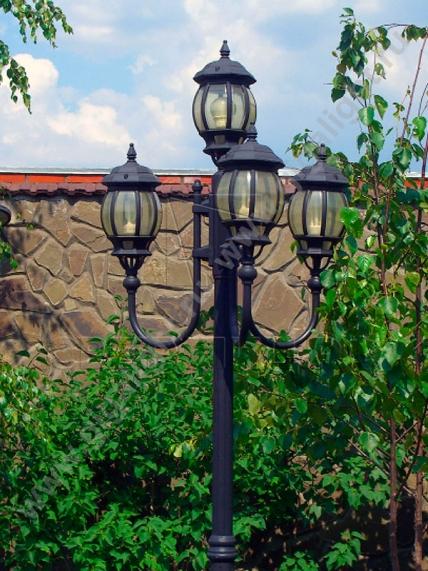 Садово-парковые светильники 2051 5