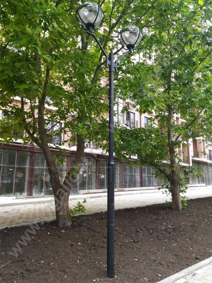 Садово-парковые светильники 3171 (d=400) 6