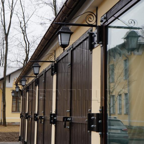Уличный светильник Павловск в Актобе 1