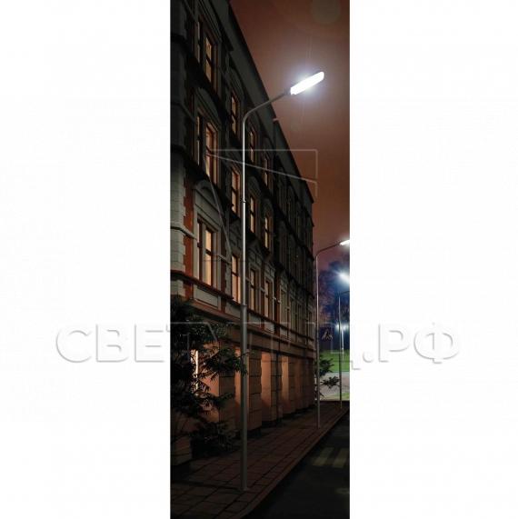 Уличная опора освещения Александрия в Актобе 2