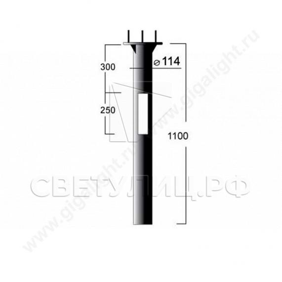Закладной  элемент №210 0