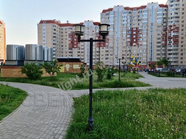 Садово-парковые светильники 1032 2