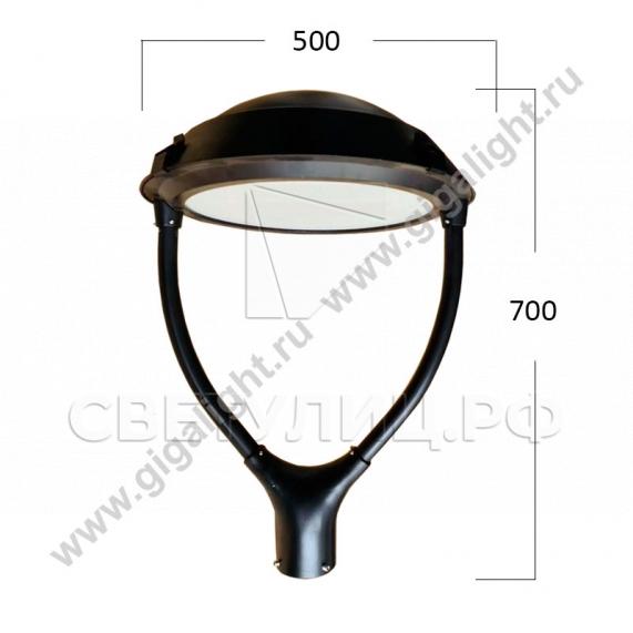 Садово-парковые светильники 3588 в Актобе 0