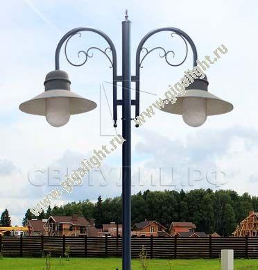 Садово-парковые светильники 1500, 2342 в Актобе 7