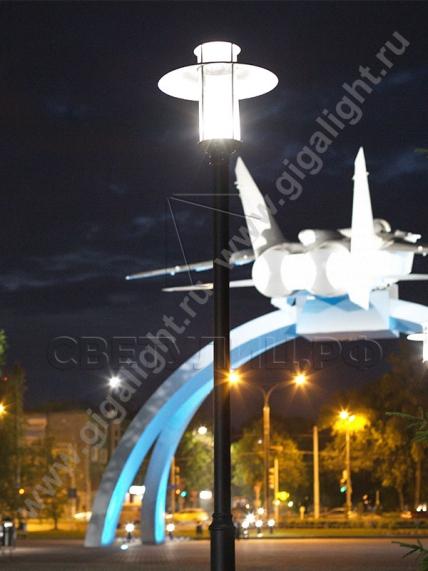 Садово-парковые светильники 3057, 3711 5