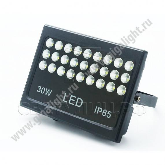 Прожектор светодиодный 30 Вт - 5554 0
