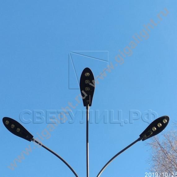 Садово-парковые светильники 3904, 3905, 3906, 3418, 3907, 3527 1