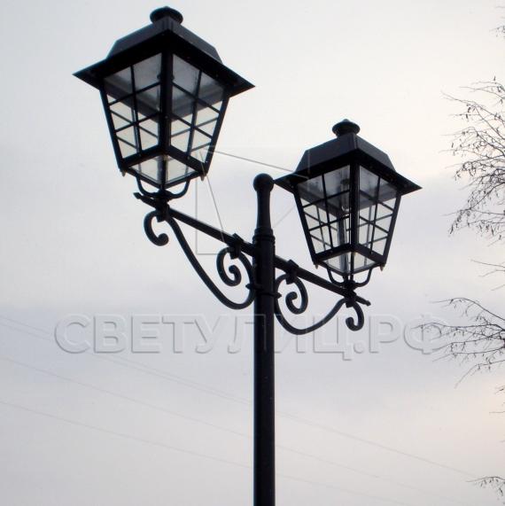 Классический светильник Котлин 6