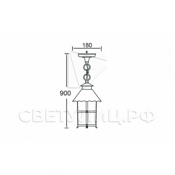 Садово-парковые светильники 1061 в Актобе 5