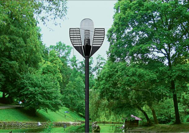 Уличный светильник Боурдон в Актобе 0