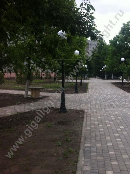 Садово-парковые светильники 2231, 2106, 2053, 2042, 2183, 2184 10
