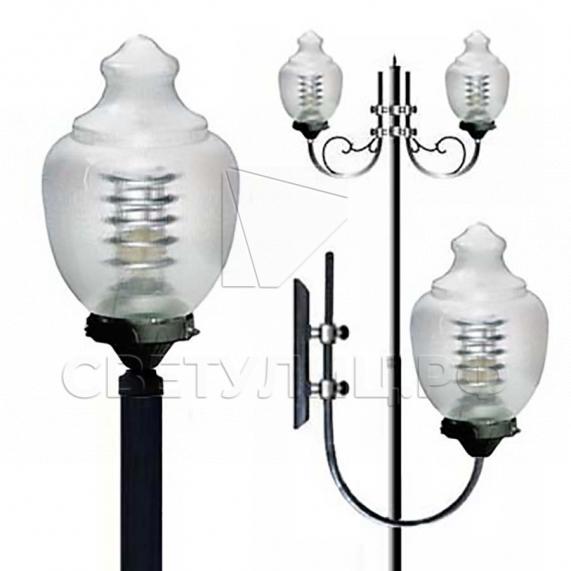 Садово-парковые светильники 2338, 2423 0