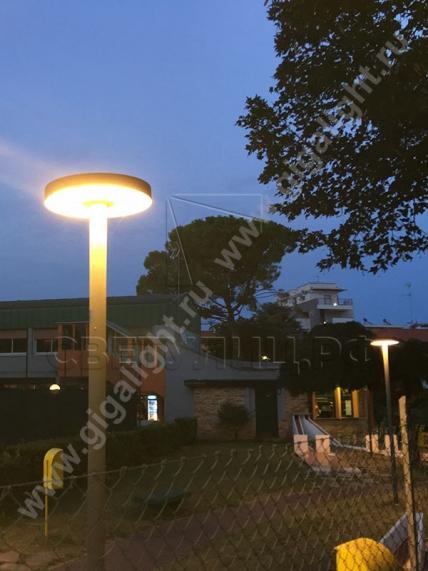 Садово-парковые светильники 3811, 3812, 3714, 4810 4