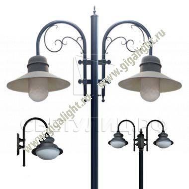Садово-парковые светильники 1500, 2342 в Актобе 0