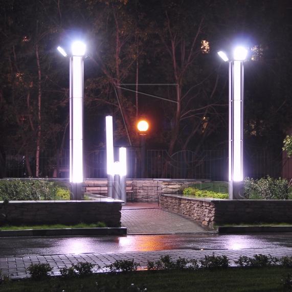 Уличный светодиодный фонарь Реплэй 1