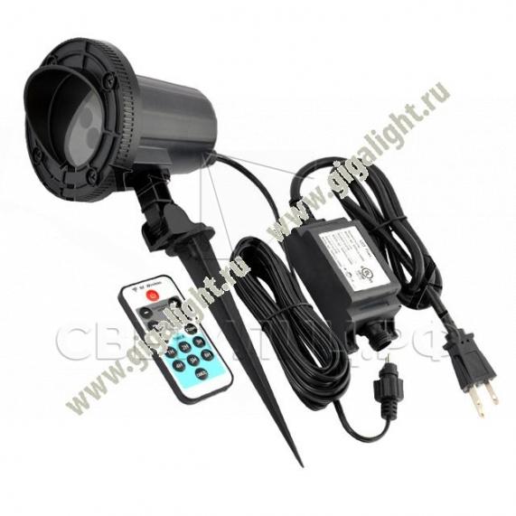 Садово-парковые светильники Терра-лазер 0