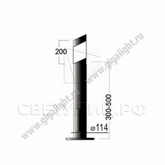 Газонные светильники 4910 в Актобе 1