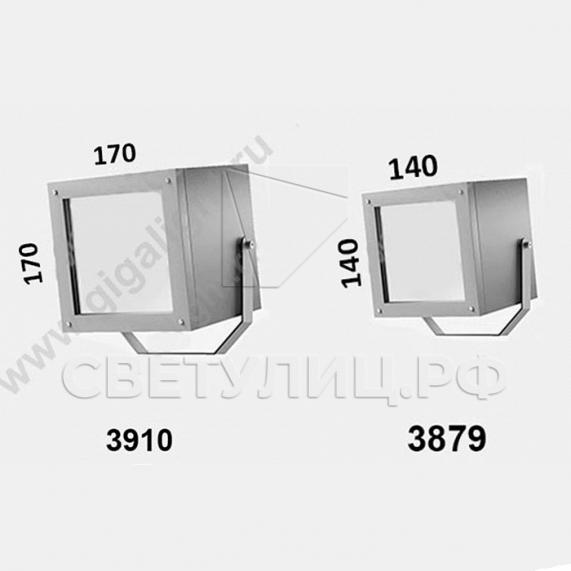 Светодиодные прожекторы 30-60 Вт 3879, 3910 0